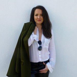 Natalie Chapman, Creative Director & Managing Director of NATALIE CHAPMAN