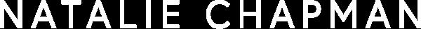 NATALIE CHAPMAN Retina Logo